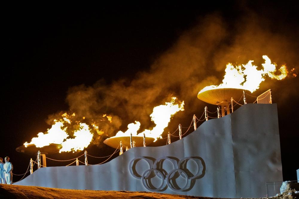 første olympiske leker